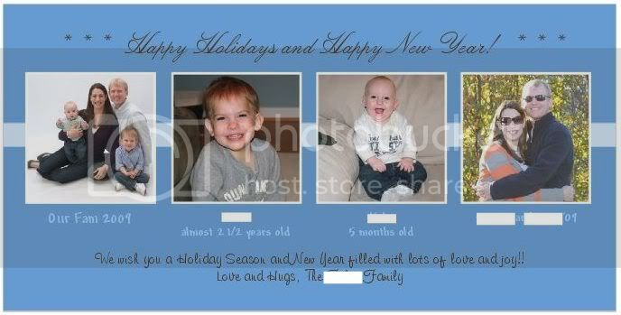 Holiday Card '09
